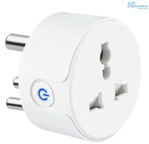 TOYDGET Polycarbonate Alexa Smart Plugs