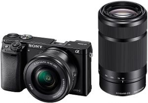Sony Alpha ILCE 6000Y 24.3 MP Mirrorless Camera