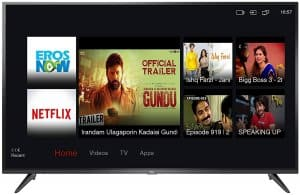 TCL 4K UHD Smart Android LED TV