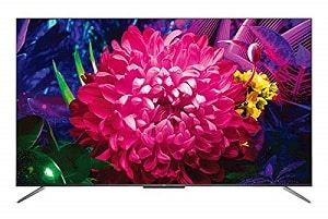 TCL 50C715 4K Ultra HD Smart QLED TV (50 inches)