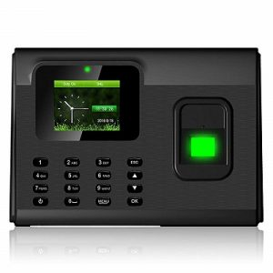 Time Office Fingerprint, Card, Wi-Fi and Cloud Based Attendance Device