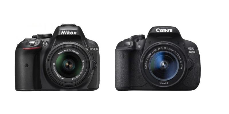 Top 5 DSLR cameras under Rs 35,000 - Rs 40,000 in India