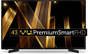 Best 42 inch tv in India - Vu 43D6575