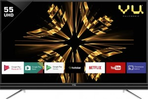 best 55 inch led tv - Vu 55SU134