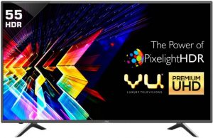 best 55 inch led tv - Vu LTDN55XT780XWAU3D_HDR