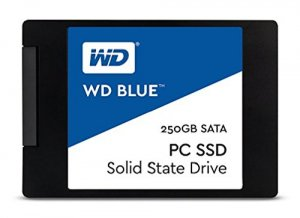 Western Digital S250G1B0A internal SSD