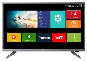 YU by Micromax FHD Smart Android LED TV