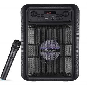 Zoook Rocker Thunder Pro 30 watts Karaoke Bluetooth Party Speaker