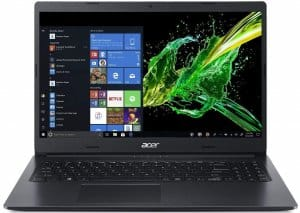 Acer A315-55G  15.6-inch Full HD i7 Laptop