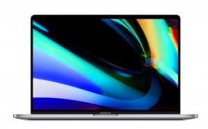 Apple MacBook Pro 9th Gen i7  16-Inch Full HD Laptop