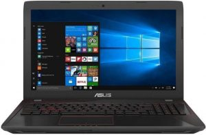 Best gaming laptops under 75000 in India with graphic card -Asus FX553VD