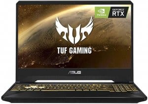 ASUS TUF FX505DV-AL136T  15.6-inch Full HD Gaming  Laptop