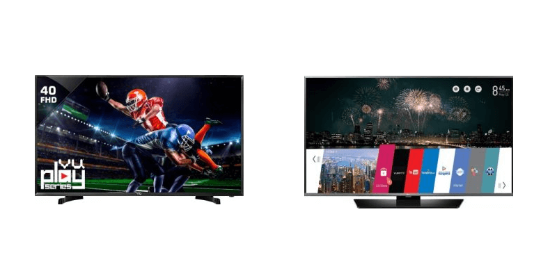 Best Tvs 40 Inch 2019 Best TVs under Rs 25,000 in India (2019) (40, 43, and 50 inches)