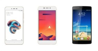 best phones under 6000 rs in India