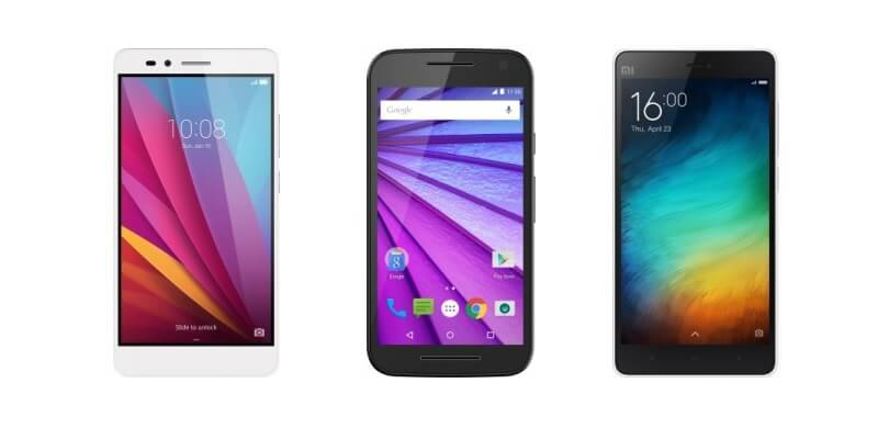 best phones under Rs 13,000