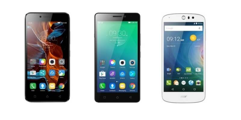 best phones under Rs 8,000 in India