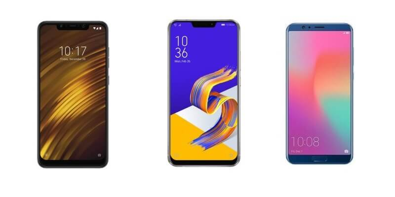 Top Phones under Rs 30,000 in India (2019) - Best Gadgetry