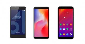 best phones under rs 6000 in India