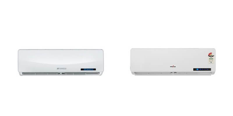 best split ac under 20000 rs in India