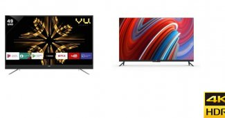 best ultra hd 4k tvs under rs 50000