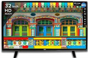 BPL T32BH3A HDR LED TV (32 inch)