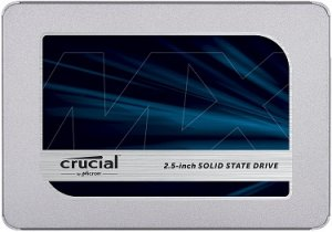 Crucial MX500 internal SSD