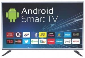 eAirtec 4K UHD Smart Android LED TV