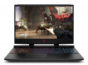 HP Omen 8th Gen i7  15.6-inch Full HD Laptop