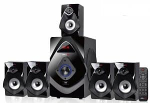 iBELL 2058 5.1 Home Theatre System