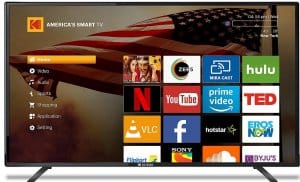 Kodak 32HDXPRO HDR Smart LED TV (32 Inch)