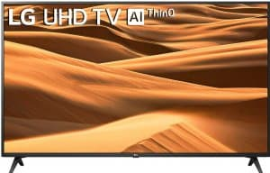 LG 4K UHD Smart Android LED TV