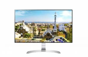 LG 27-inch Full HD LED Monitor