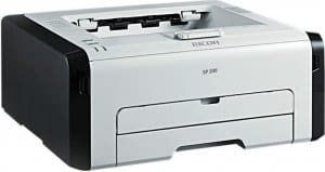 Ricoh SP 200 Monochrome Laser printer