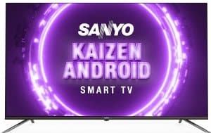 Sanyo 4K UHD Smart Android LED TV